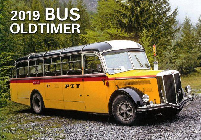 jetzt bestellen bus oldtimer kalender 2019 tir transnews. Black Bedroom Furniture Sets. Home Design Ideas