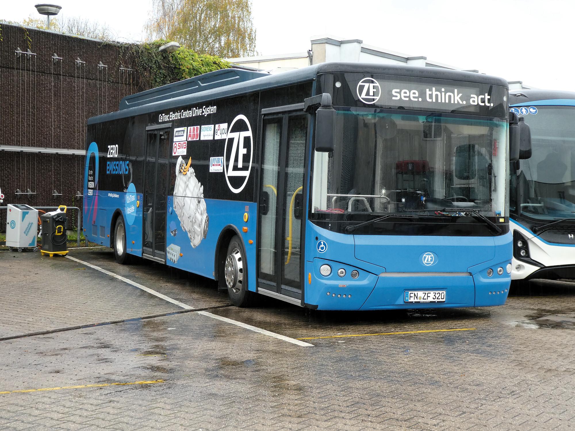 Bus Friedrichshafen