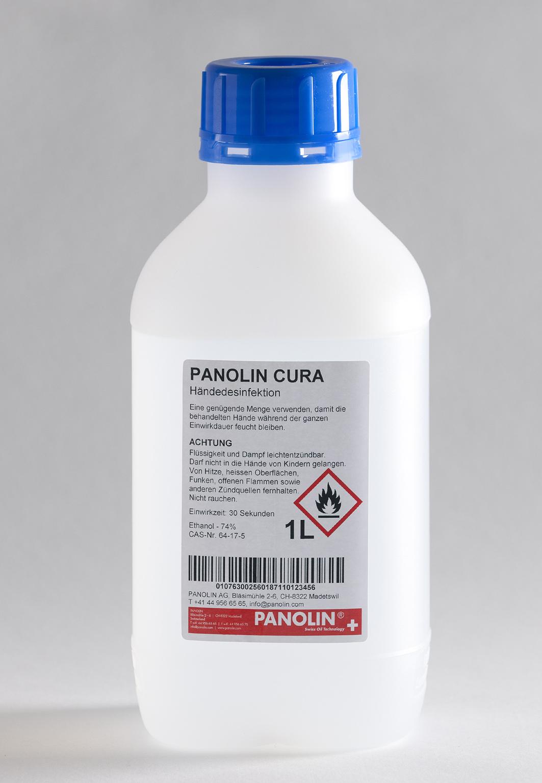 Desinfektionsmittel Corona